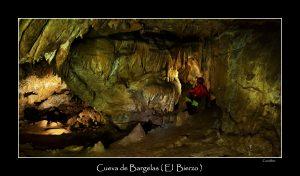 Sesión fotográfica en la cueva de Cortiñas-El Bierzo.